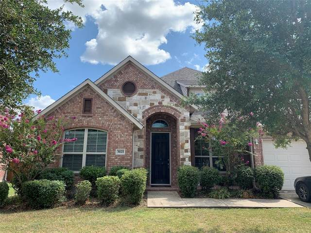 3021 Ruby Drive, Wylie, TX 75098 (MLS #14411275) :: Tenesha Lusk Realty Group