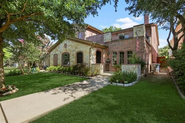 6149 Vickery Boulevard, Dallas, TX 75214 (MLS #14411286) :: Tenesha Lusk Realty Group