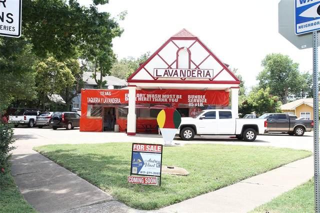 1700 W 10th Street, Dallas, TX 75208 (MLS #14411305) :: The Kimberly Davis Group