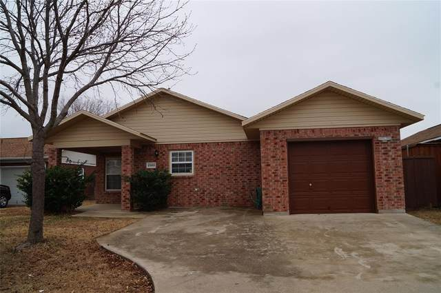 2550 Poinciana Place, Dallas, TX 75212 (MLS #14411327) :: Tenesha Lusk Realty Group