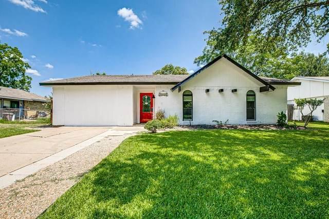 1535 Deepwood Drive, Garland, TX 75040 (MLS #14411332) :: RE/MAX Pinnacle Group REALTORS