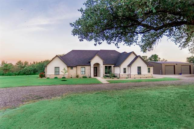 225 County Road 511, Stephenville, TX 76401 (MLS #14411333) :: Real Estate By Design