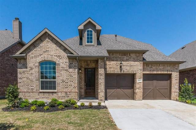 1903 Gristmill Drive, Mansfield, TX 76065 (MLS #14411345) :: The Heyl Group at Keller Williams