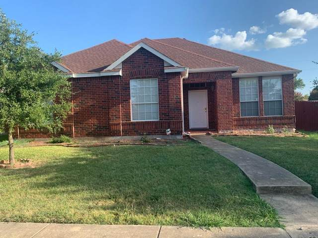 4406 Stirling Drive, Garland, TX 75043 (MLS #14411360) :: EXIT Realty Elite