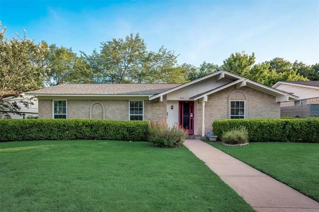 338 Carder Street, Duncanville, TX 75116 (MLS #14411374) :: The Heyl Group at Keller Williams