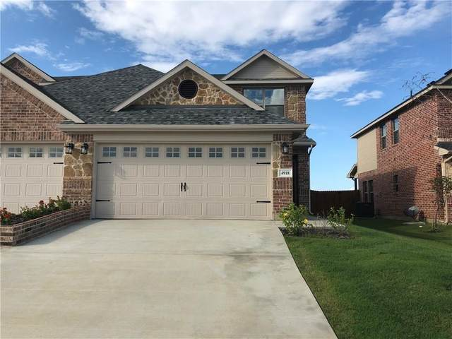 5004 Villas Drive, Sanger, TX 76266 (MLS #14411376) :: EXIT Realty Elite
