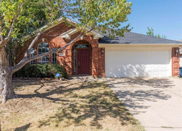 3978 Sarasota Springs Drive, Fort Worth, TX 76123 (MLS #14411396) :: Tenesha Lusk Realty Group