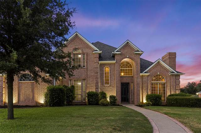 1393 Fairhaven Drive, Mansfield, TX 76063 (MLS #14411414) :: The Heyl Group at Keller Williams