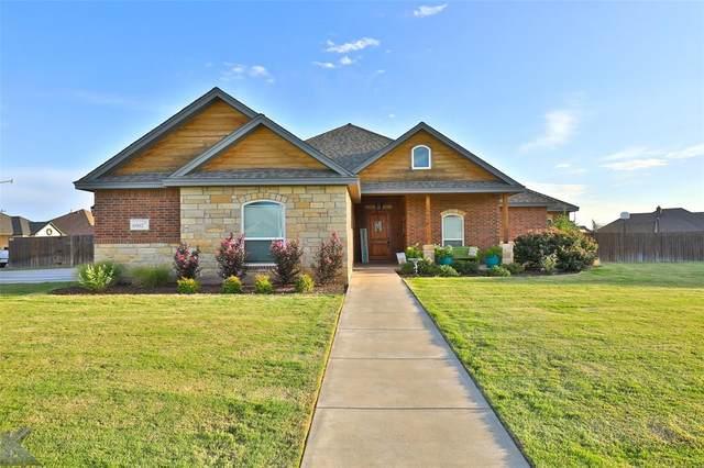 6902 Tradition Drive, Abilene, TX 79606 (MLS #14411427) :: Maegan Brest | Keller Williams Realty