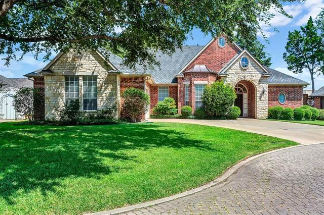 883 Cotswolds Court, Richardson, TX 75081 (MLS #14411452) :: The Heyl Group at Keller Williams