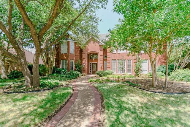 7007 Bremerton Drive, Dallas, TX 75252 (MLS #14411455) :: The Heyl Group at Keller Williams