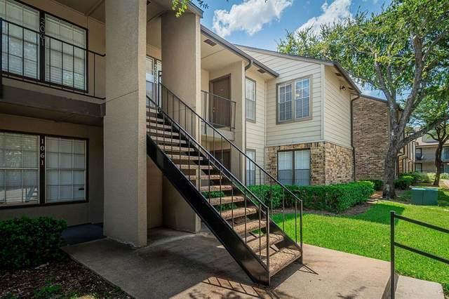 5300 Keller Springs Road #2062, Dallas, TX 75248 (MLS #14411480) :: EXIT Realty Elite