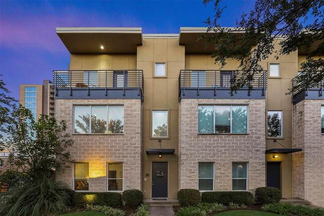 4312 Mckinney Avenue #5, Dallas, TX 75205 (MLS #14411503) :: The Heyl Group at Keller Williams