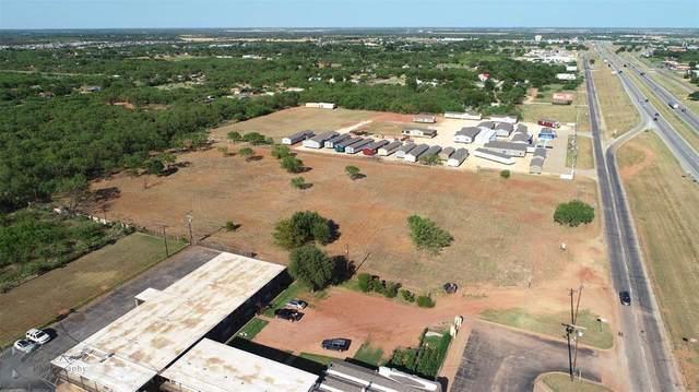 2166 W Overland Trail, Abilene, TX 79603 (MLS #14411515) :: The Tierny Jordan Network
