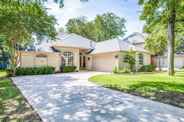 5848 Forest Bend Place, Fort Worth, TX 76112 (MLS #14411518) :: The Heyl Group at Keller Williams