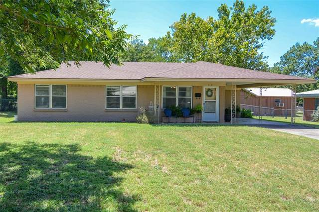 412 N Lydia Street, Stephenville, TX 76401 (MLS #14411535) :: Real Estate By Design
