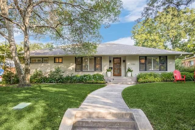 7131 Cornelia Lane, Dallas, TX 75214 (MLS #14411541) :: The Heyl Group at Keller Williams