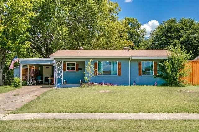 1014 Appleblossom Lane, Mesquite, TX 75149 (MLS #14411583) :: The Heyl Group at Keller Williams
