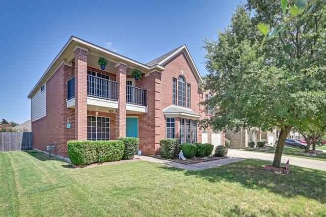 115 Monticello Drive, Mansfield, TX 76063 (MLS #14411593) :: Century 21 Judge Fite Company