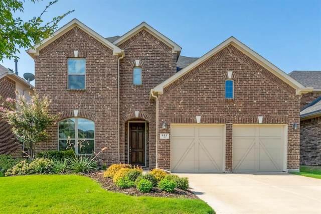 852 Field Crossing, Little Elm, TX 76227 (MLS #14411612) :: The Good Home Team