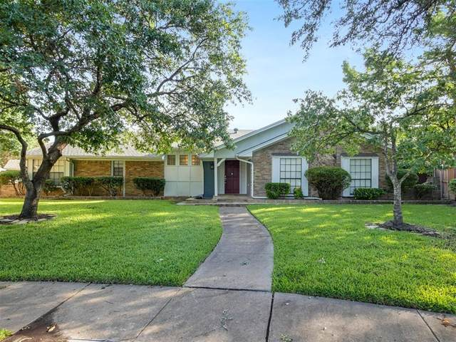 10131 Brentridge Court, Dallas, TX 75243 (MLS #14411636) :: All Cities USA Realty