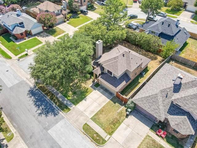 1473 Hampton Road, Grapevine, TX 76051 (MLS #14411638) :: Team Hodnett