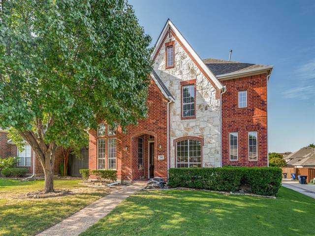 2101 Fox Crossing Lane, Frisco, TX 75036 (MLS #14411644) :: Real Estate By Design
