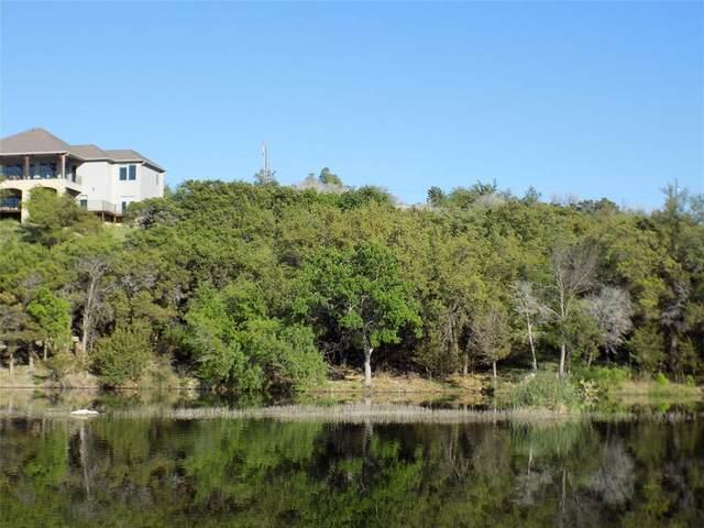 Lot 12 W Hells Gate Drive, Possum Kingdom Lake, TX 76475 (MLS #14411684) :: Hargrove Realty Group