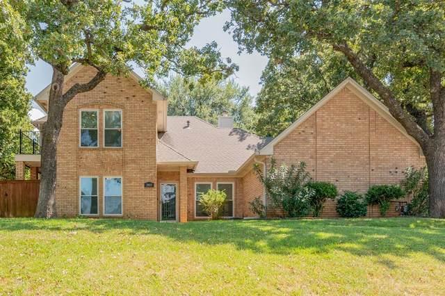 2937 Sweet Briar Street, Grapevine, TX 76051 (MLS #14411690) :: Team Hodnett
