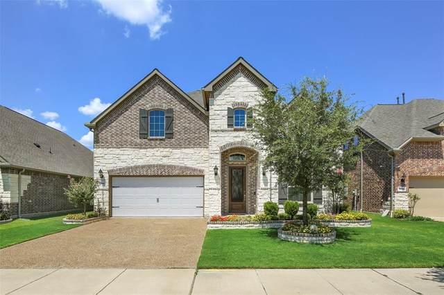 16109 Gladewater Terrace, Prosper, TX 75078 (MLS #14411708) :: Hargrove Realty Group
