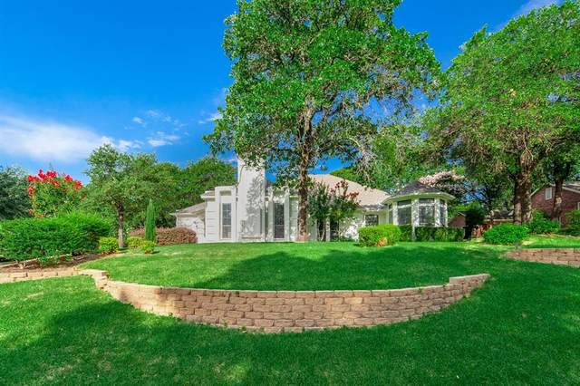3600 Cliffwood Drive, Colleyville, TX 76034 (MLS #14411712) :: The Heyl Group at Keller Williams