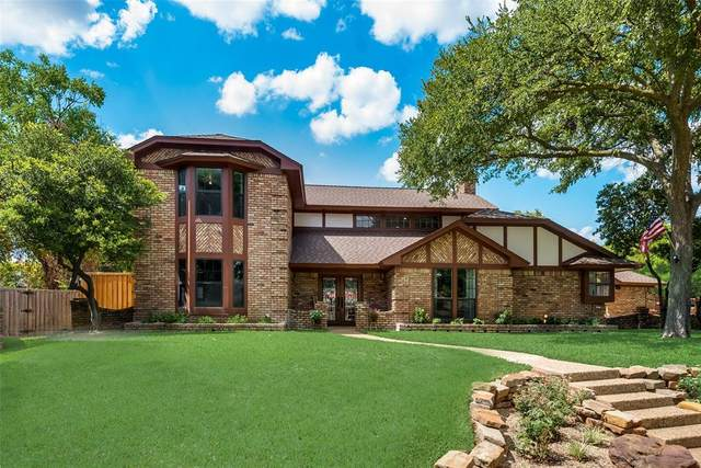3036 Tahoe Place, Plano, TX 75023 (MLS #14411756) :: The Heyl Group at Keller Williams