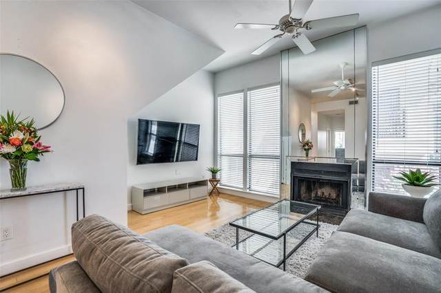 3907 Throckmorton Street #4, Dallas, TX 75219 (MLS #14411769) :: The Heyl Group at Keller Williams