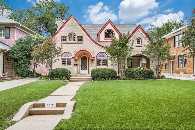 6317 Bryan Parkway, Dallas, TX 75214 (MLS #14411775) :: North Texas Team | RE/MAX Lifestyle Property