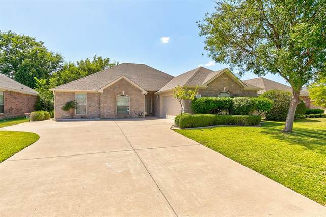 1735 Ridgemar Drive, Grand Prairie, TX 75051 (MLS #14411779) :: The Heyl Group at Keller Williams