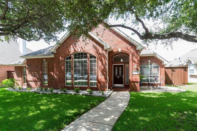 4121 Eastleigh Drive, Plano, TX 75024 (MLS #14411804) :: The Heyl Group at Keller Williams