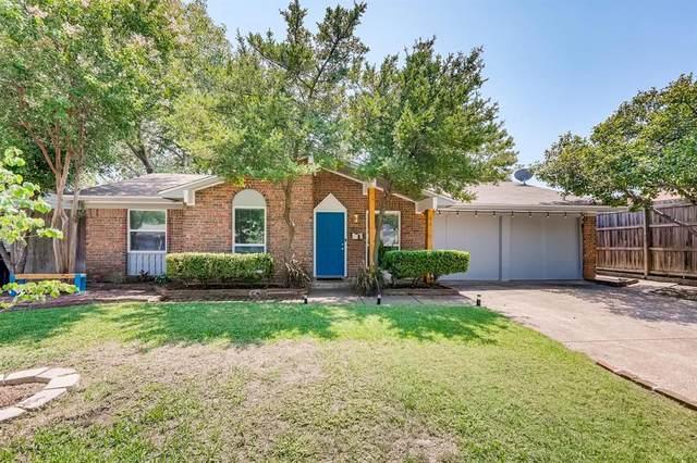 4410 Hillsdale Lane, Garland, TX 75042 (MLS #14411834) :: The Heyl Group at Keller Williams