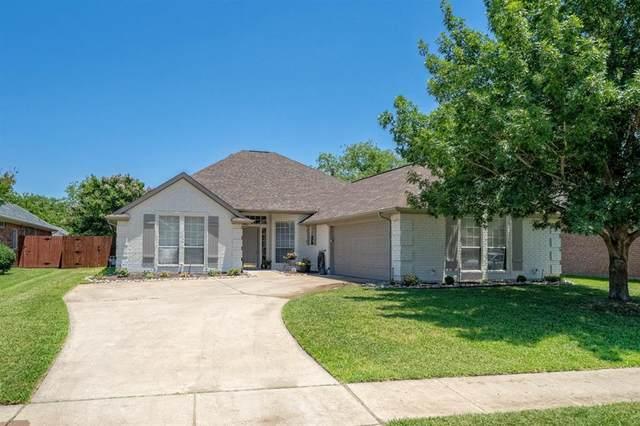 416 Charles Street, Keller, TX 76248 (MLS #14411841) :: The Heyl Group at Keller Williams