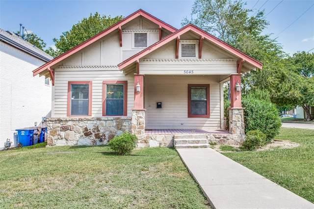 5645 Willis Avenue, Dallas, TX 75206 (MLS #14411854) :: The Heyl Group at Keller Williams