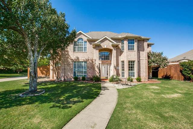 2801 Hampton Court, Richardson, TX 75082 (MLS #14411865) :: The Paula Jones Team | RE/MAX of Abilene