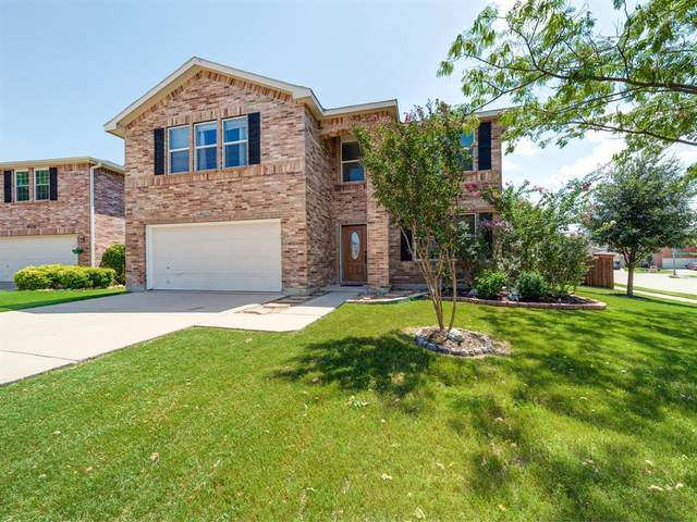 16526 Alena Court, Fort Worth, TX 76247 (MLS #14411866) :: The Heyl Group at Keller Williams