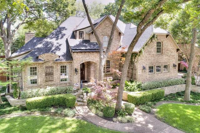 2805 Hidden Forest Drive, Mckinney, TX 75072 (MLS #14411868) :: The Heyl Group at Keller Williams