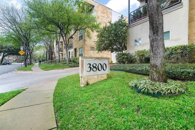 3800 Holland Avenue #15, Dallas, TX 75219 (MLS #14411890) :: The Heyl Group at Keller Williams