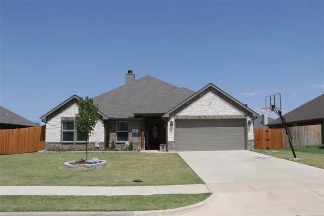 1514 Still Meadow Drive, Kaufman, TX 75142 (MLS #14411900) :: The Heyl Group at Keller Williams