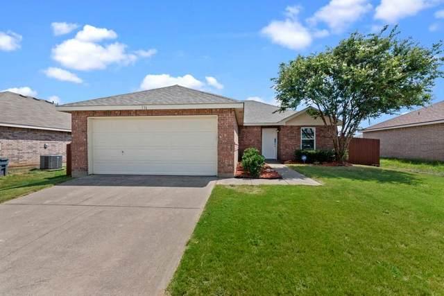 116 Pintail Lane, Sanger, TX 76266 (MLS #14411903) :: The Rhodes Team