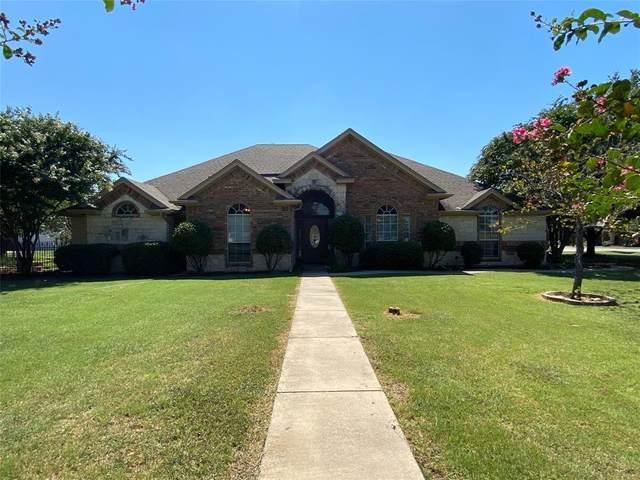 11137 Christina Lane, Haslet, TX 76052 (MLS #14411911) :: The Heyl Group at Keller Williams