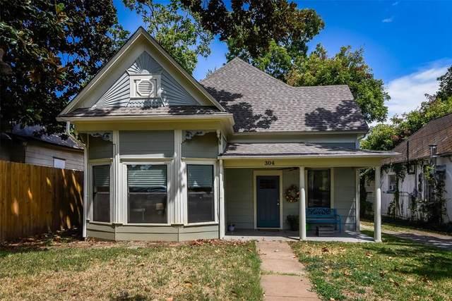 304 N 5th Avenue, Denison, TX 75021 (MLS #14411930) :: The Kimberly Davis Group