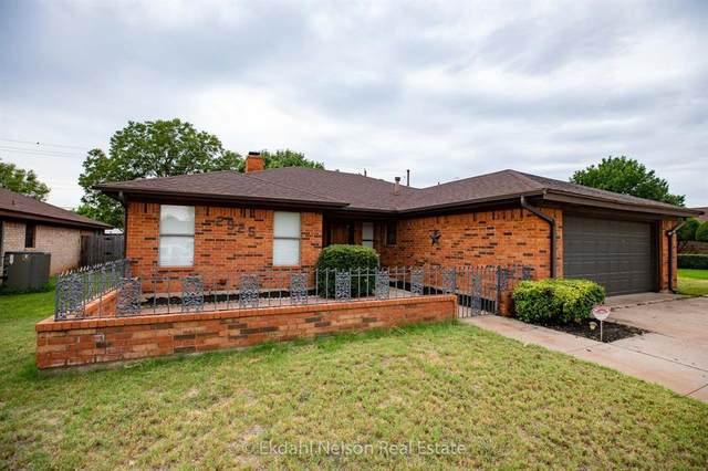 2925 Red Oak Circle, Abilene, TX 79606 (MLS #14411977) :: North Texas Team | RE/MAX Lifestyle Property