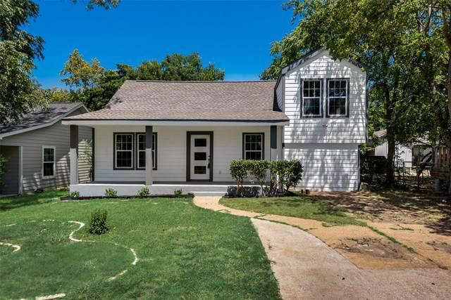 2835 Gladstone Drive, Dallas, TX 75211 (MLS #14411985) :: The Kimberly Davis Group