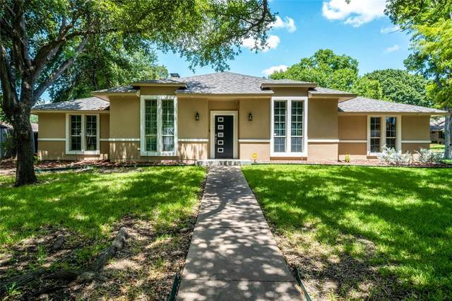 1410 Adam Place, Desoto, TX 75115 (MLS #14411987) :: The Heyl Group at Keller Williams